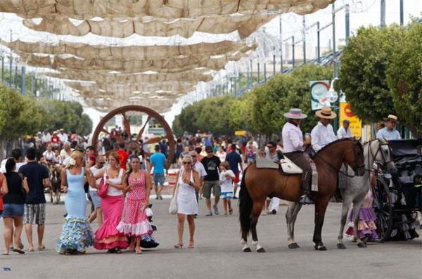 Solicitud Feria de Málaga 2016