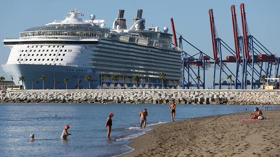 Crucero en Málaga (Demo)