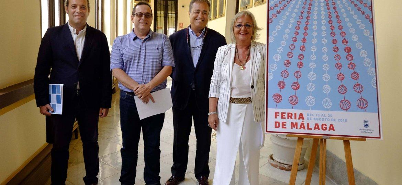 Málaga potencia la música local en la Feria del Centro Histórico