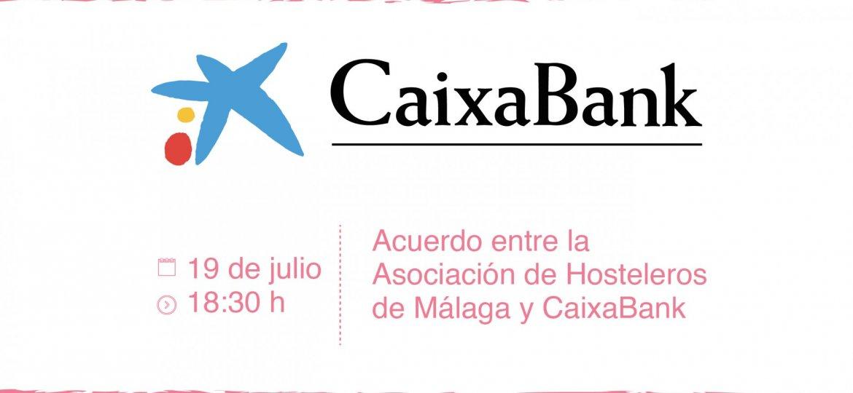 Firma con CaixaBank