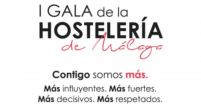 I Gala de la Hostelería de Málaga