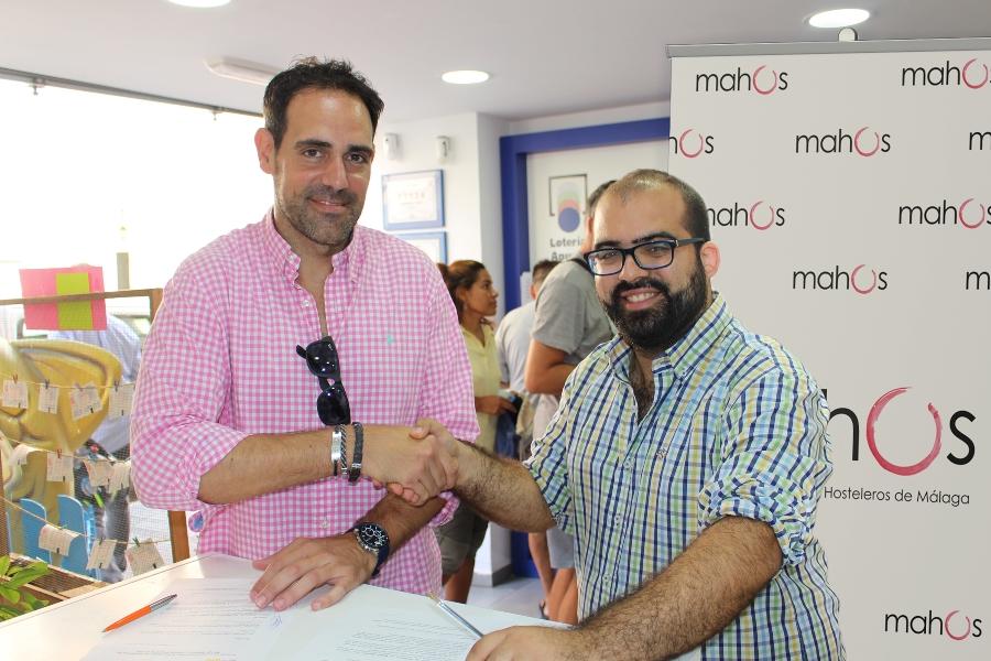 La hostelería de Málaga aspira a dar un premio de la Lotería de Navidad 2019 gracias a un acuerdo con Loterias Boquerón de Oro