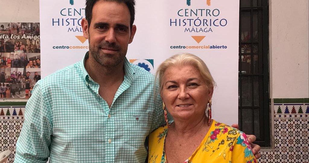 Mahos y la Asociación Centro Histórico acuerdan impulsar una actividad económica de calidad y reivindicativa de lo tradicional
