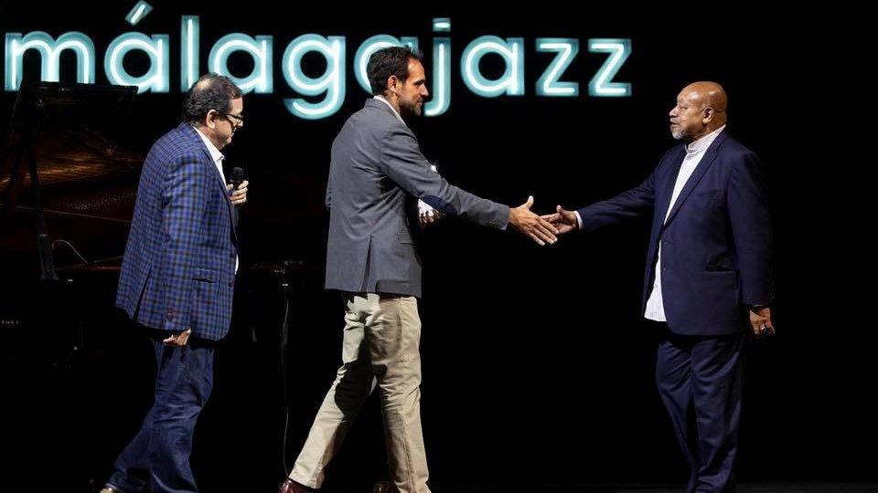 Premio MálagaJazz 2019 a Kenny Barron
