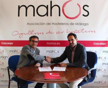 Lumen Proyectos Gastronómicos, nuevo colaborador de la asociación de hosteleros de Málaga