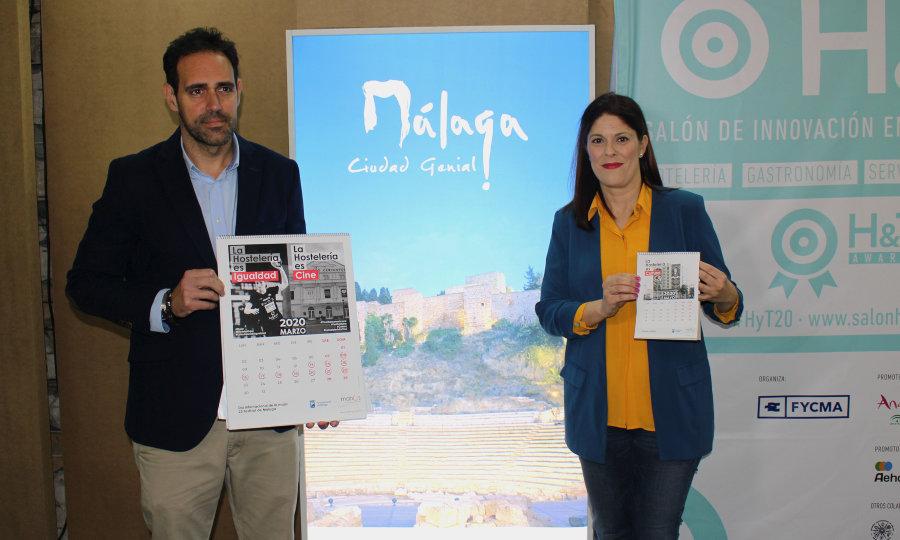 La Hostelería es ... Proyecto de La Asociación de hosteleros de Málaga y el Ayuntamiento de Málaga