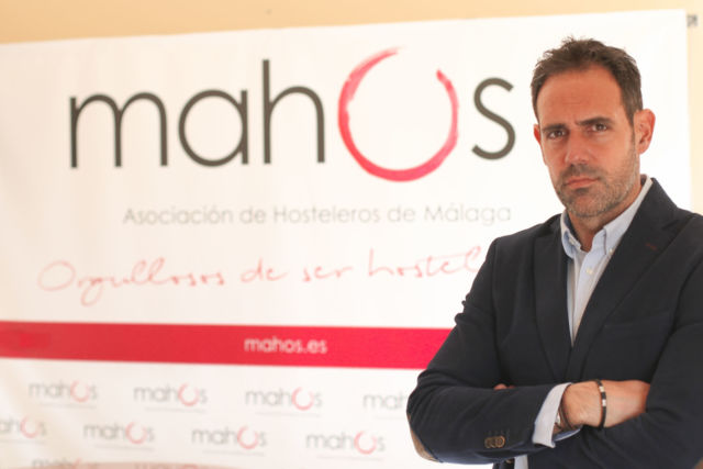 Javier Frutos Pérez - presidente de la Federación Andaluza de Hostelería