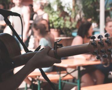 Música en locales hostelería málaga